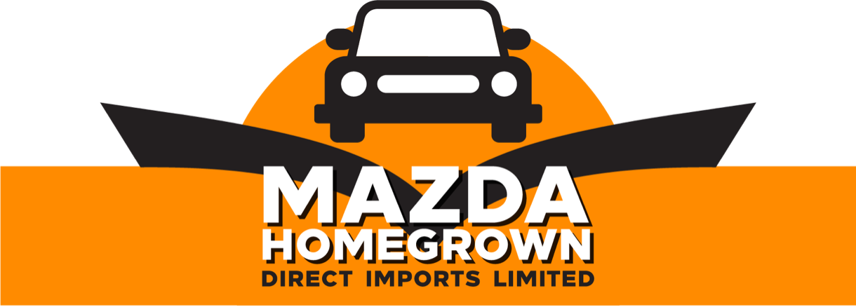 Mazda Homegrown Direct Imports Limited Logo